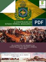 A Construção do Estado Imperial Brasileiro