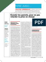 Oct 2020 Revue Du Praticien Vivre avec la PC B Dan C Kandalaft