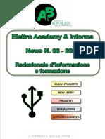 ELETTRO ACADEMY & INFORMA NEWS N°6