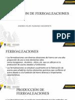Fabricación-de-ferroaleaciones