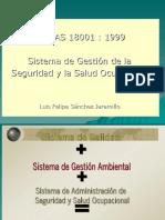 OSHA 18000 en el Perú