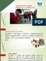 CONVIVENCIA , CLIMA Y CONFLICTOS.