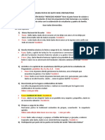 Programa Fiestas de Quito Nivel Preparatoria