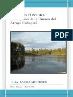 Gestic3b3n Costera y Arroyo Cuc3b1apirc3ba Concluido