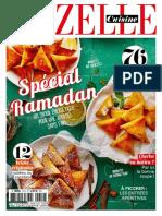 Gazelle Cuisine Spécial Ramadan 2020 Fr.downmagaz.com