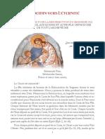 Pastorale Paques 2021 Fr