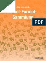 Excel-Formel-Sammlung