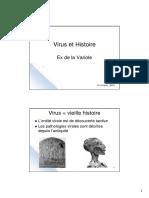Ferré Virus et Histoire 2012
