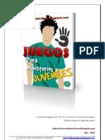 JUEGOS PARA MINISTERIOS JUVENILES