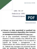 PDF Etude de Cas Grh s7 Gpec Corrigepdf Compress