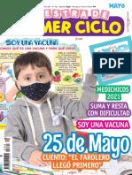 Maestra 1er Ciclo Ediba Mayo 2021