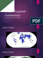 Estado Regional – Autonómico