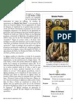 Simón Pedro - Wikipedia, la enciclopedia libre