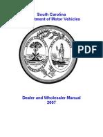 dealer manual