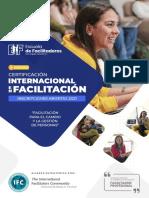 Programa en Facilitación Profesional