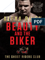 Beauty and the Biker ( the Ghos Riders Mc) by Alexa Riley