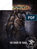 The Book of Ruin RUS Alpha
