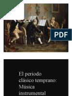 Cásico II Sonata, sinfonía, Mannheim, concierto,Empfindsam - Copy