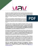 2. Comunicat MAV sobre lexposició Invitadas Museo del Prado