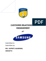 crm by samsung
