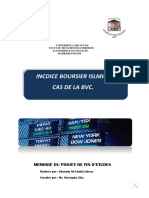 Pfe s6 Incdice Boursier Islmique
