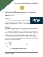 Chapitre2.caracteristiquesphysiquesdesbouesdeforage