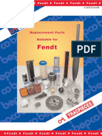 FENDT - Replacement Parts