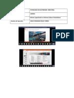 informe capacitación en Sistemas Solares Fotovoltaicos_Diego Fernando Rojas Torres