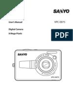 Sanyo digitalcam
