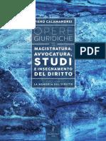 2. Opere Giuridiche – Volume II Magistratura Avvocatura Studio e Insegnamento Del Diritto
