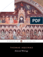 Selected Writings - Thomas Aquinas & Ralph McInerny