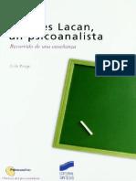 Jacques Lacan, Un Psicoanalista [Erik Porge]