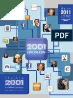 Revista 2001 Video  - Março  2011