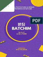 BATCHIM - De A a Z