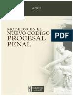 MODELOS EN EL NUEVO CODIGO PROCESAL PENAL