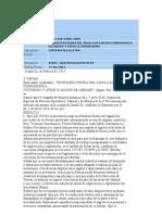"""Sentencia final del caso """"Petrolera Piedra del Águila S.A contra Curruhuinca Victorino y otros"""