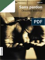 Sans Pardon - Chrystine Brouillet