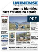O FLUMINENSE (RJ)07.05.21