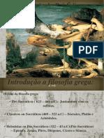 AULA 4 - FILOSOFIA - 1° ANO - PRÉ-SOCRÁTICOS