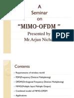 MIMO-OFDM