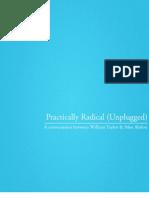 William Taylor- Practically Radical (Unplugged)