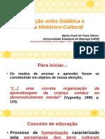 Interação Didática e THC - SLIDES