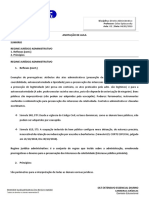 Resumo-Direito Administrativo-Aula 02-Regime Juridico Administrativo-Celso Spitzcovsky