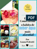 (EBOOK) TORNE O HABITO DE BEBER ÁGUA MAIS DIVERTIDO....pdf