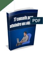 77-conseils-pour-atteindre-vos-objectifs