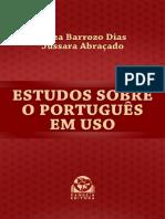 Estudos Sobre o Português Em Uso eBook