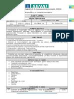 Plano de Ensino - Método Organizacional