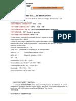 Contabilidad de Costos I - Tema 2