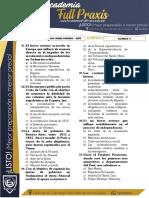 FULL PRAXIS PRIMER MILITARISMO PREGUNTAS