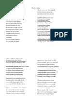 Poesía urbana